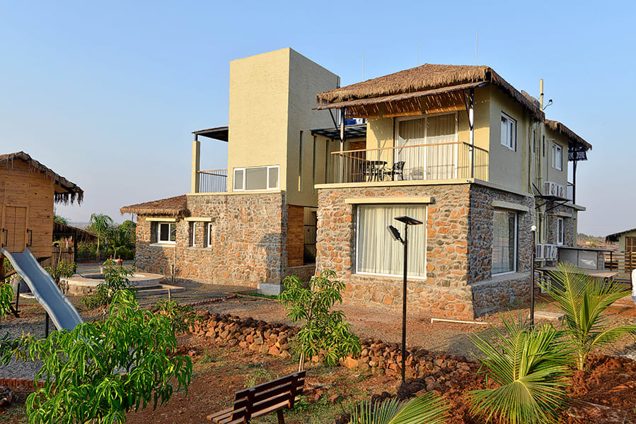 Traditional Villa Stay In Nashik Image