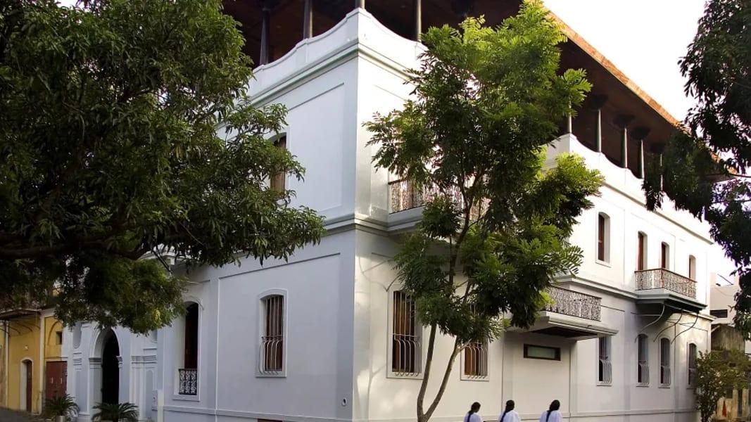 Le Dupleix Pondicherry Image