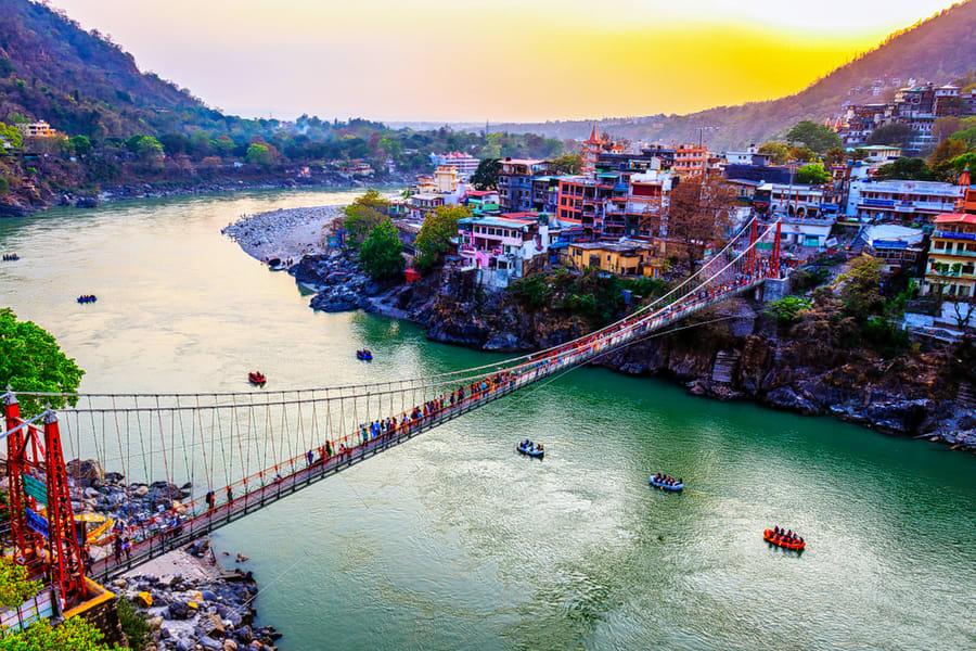 Haridwar Rishikesh Dehradun Mussoorie Tour Package Image