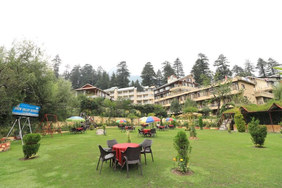 Snow Valley Resort Manali Image
