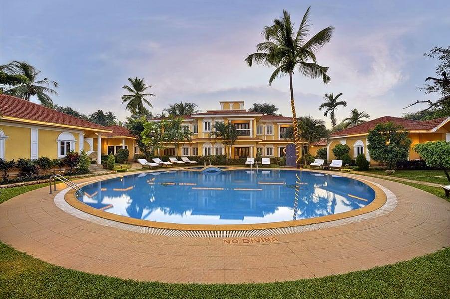 Casa De Goa Boutique Resort Image