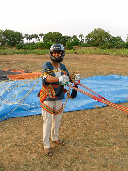 Parasailing In Chennai Image