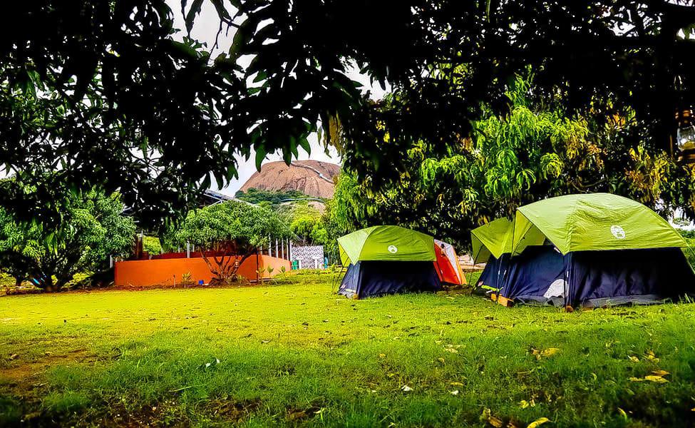 Ramanagara Camping Image