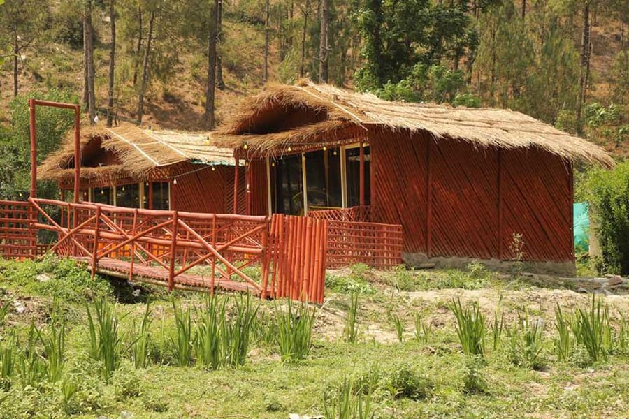 A Quiet Eco-Friendly Cottage Stay near Shimla Image