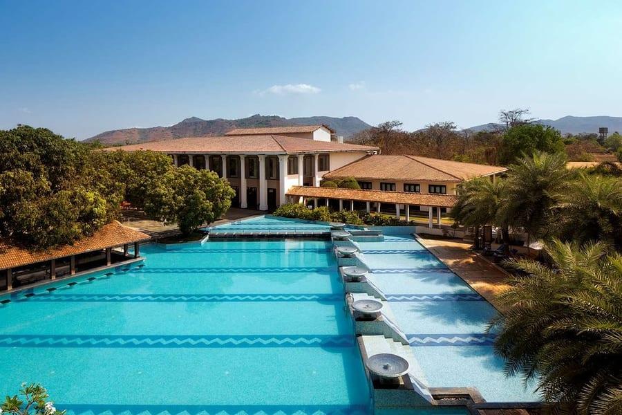 Radisson Blu Resort & Spa Alibaug Image