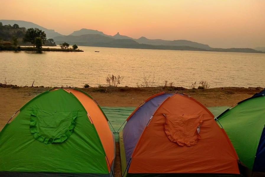 Bhandardara Camping Image