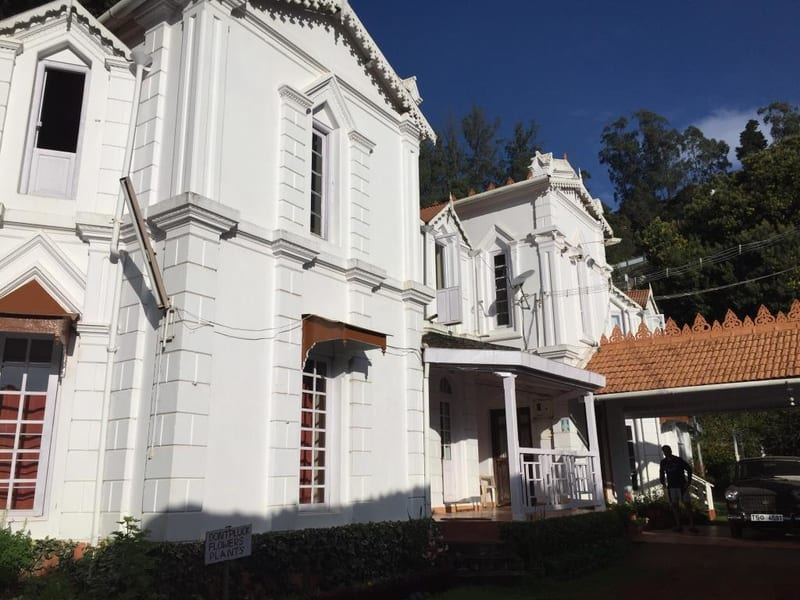 Stay in a Century Old Colonial Bungalow in Ooty Image