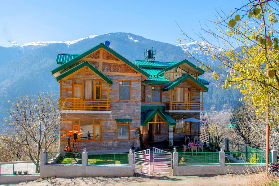 A Boutique Mountain Home in Countryside of Manali Image