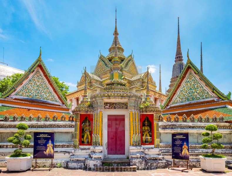 Half Day City Temple Tour Bangkok Image