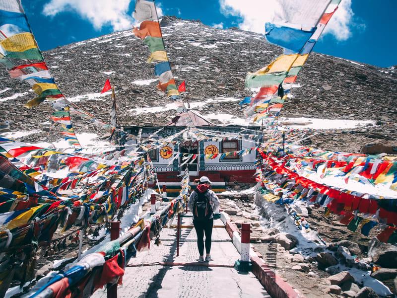 Leh Ladakh Sightseeing Tour Image