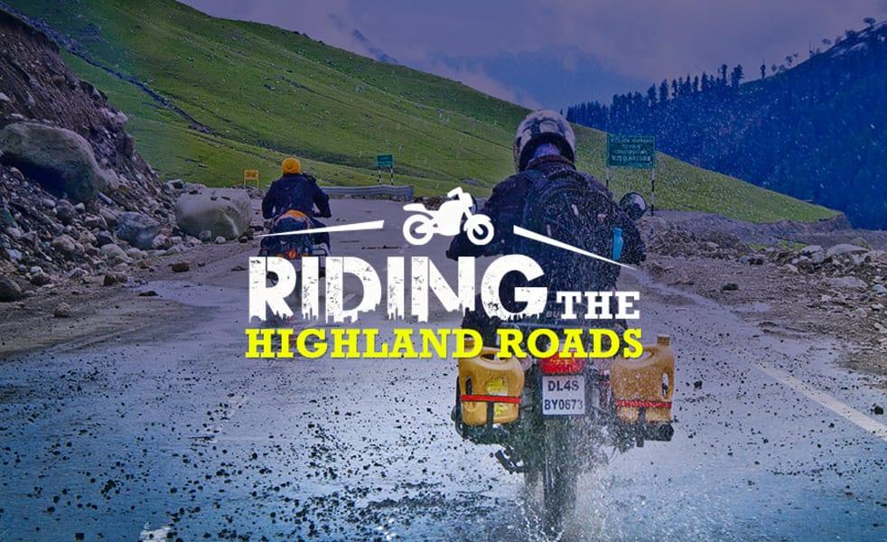 Leh Ladakh Bike Trip From Delhi Image