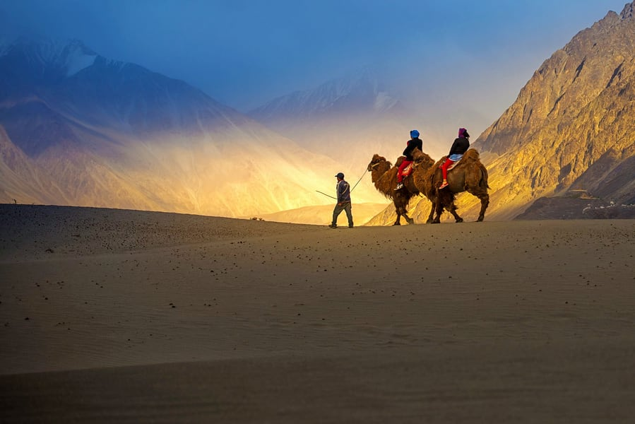 Leh Ladakh tour Package From Bangalore Image