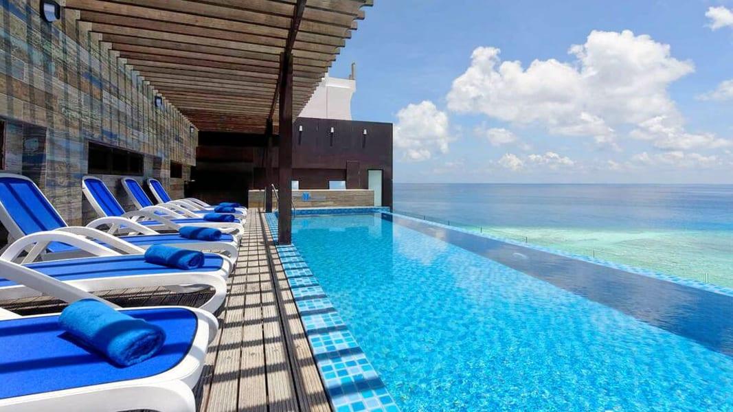 Arena Beach Hotel Maldives Image