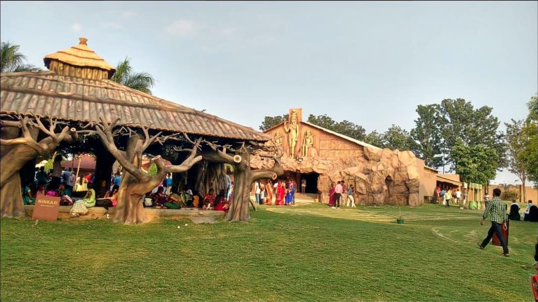 Golden Amoon Resort Bangalore Image