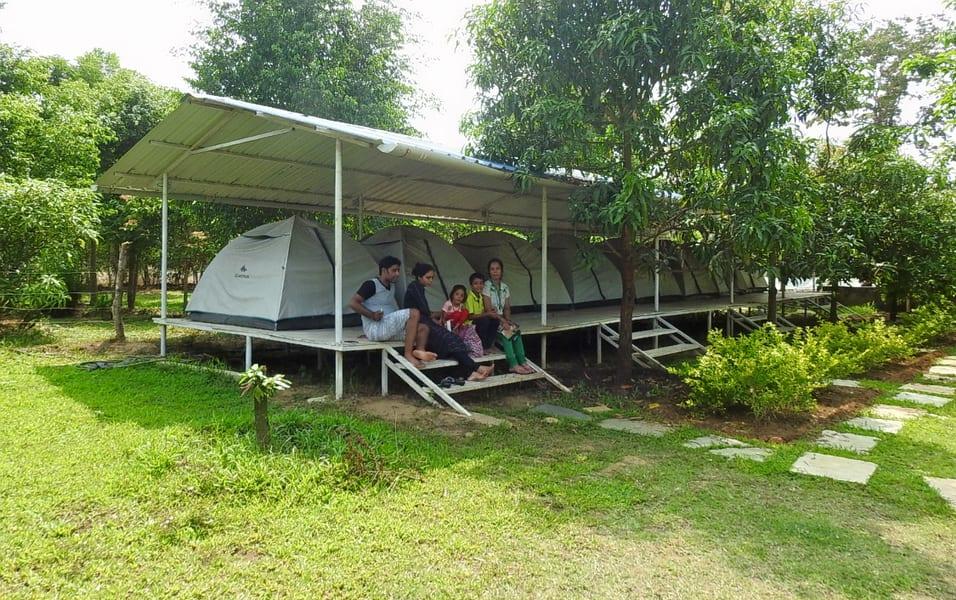 Adventure Jungle Stay In Dandeli Image