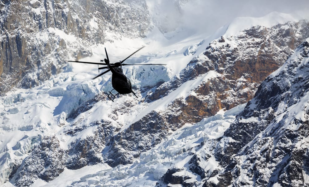 Badrinath Kedarnath Tour Package By Helicopter Image