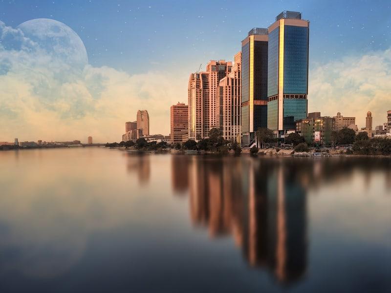 Egypt Package from Delhi Image