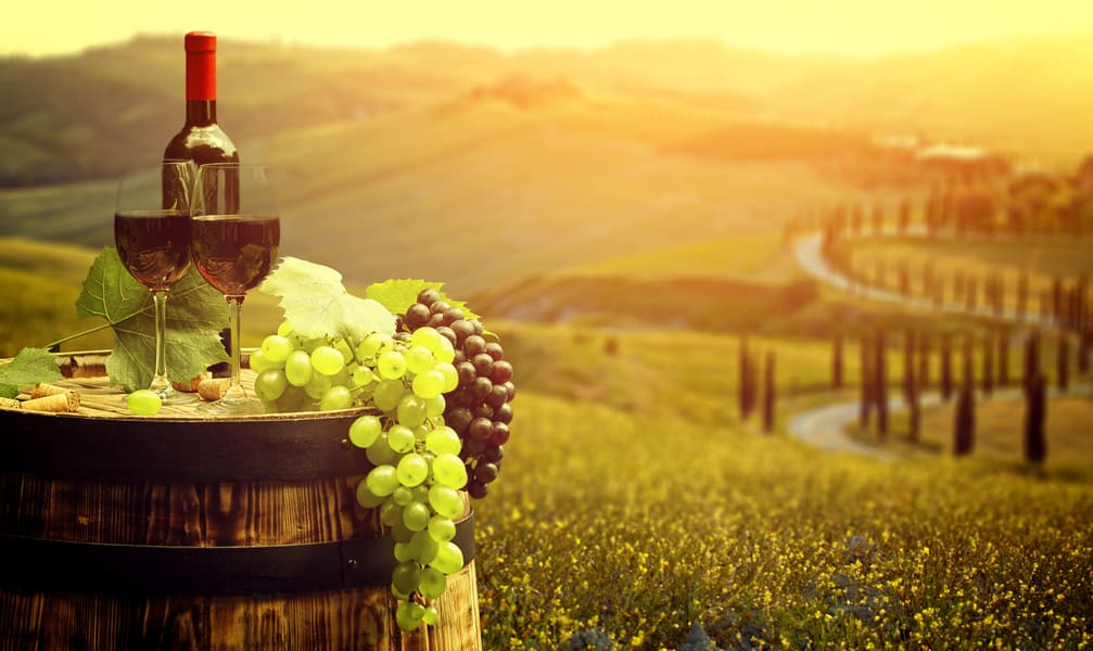 Wine Tour With Lunch At Nandi Hills Image