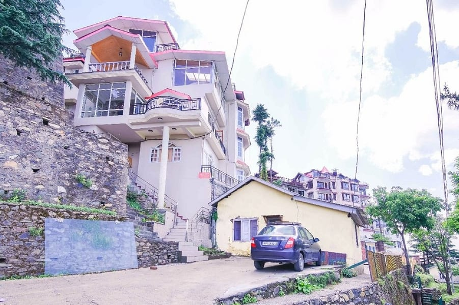 A cottage amidst the mystic hills of Shimla Image
