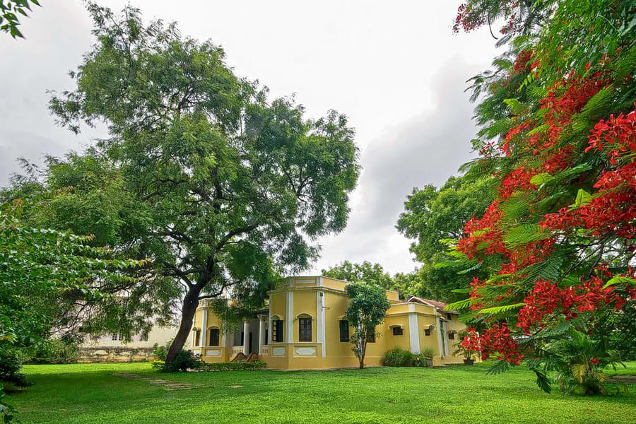 A Peaceful Heritage Hideaway In Mysore Image