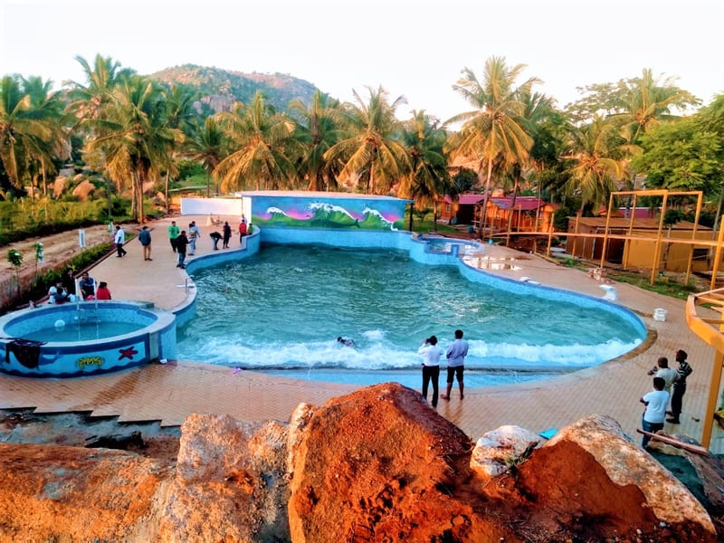 Adventure Day Out in Kanakapura With Wave Pool Image