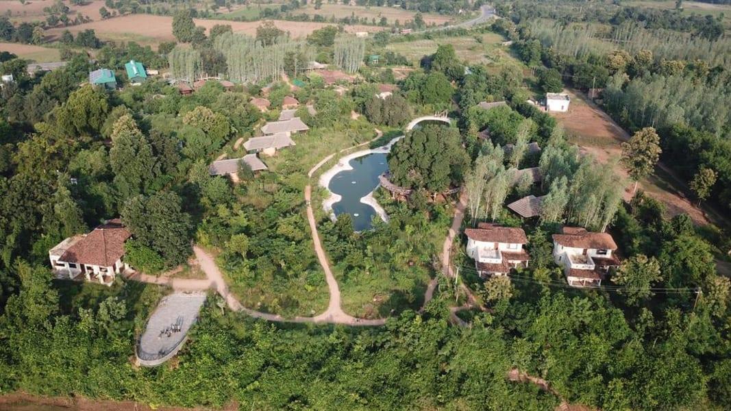Tendu Leaf Jungle Resort  Image