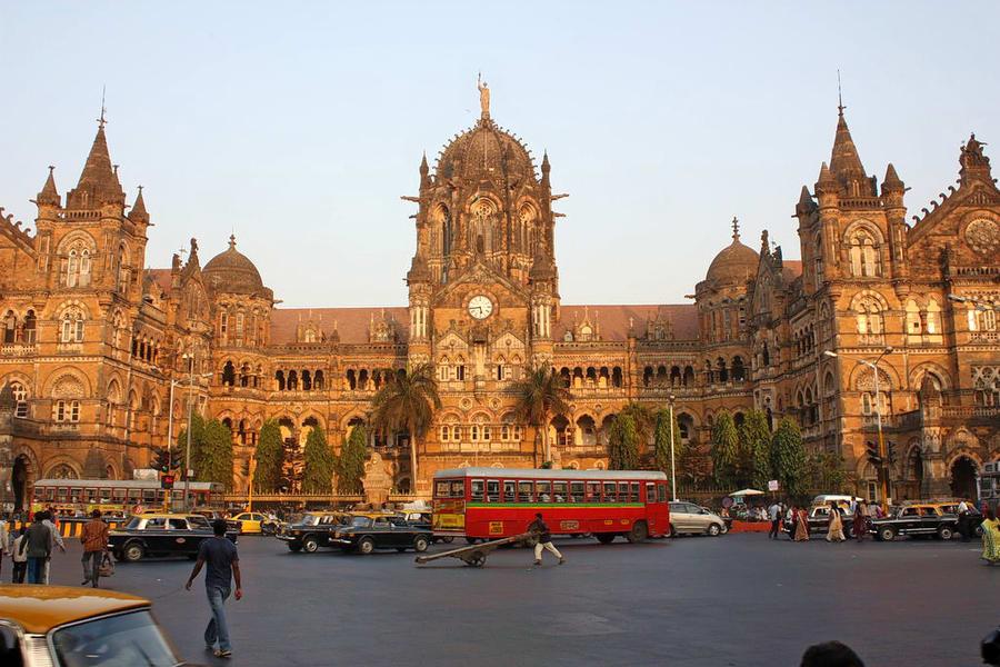 Heritage Walk Mumbai Image