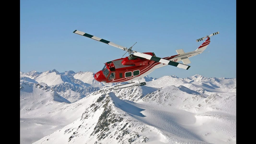 Helicopter Ride in Manali Image