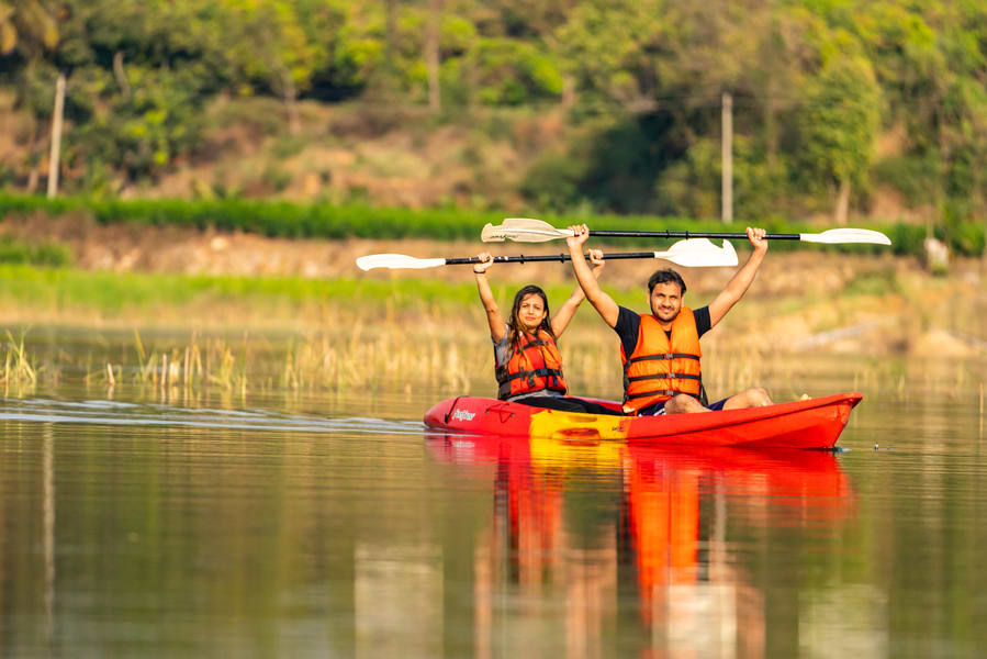 Adventure Day Out At Kanva In Bangalore Book Flat 20 Off
