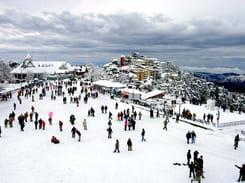 Kufri Tourist Places In Shimla