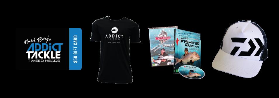 Fishing Addiciton Pack 2