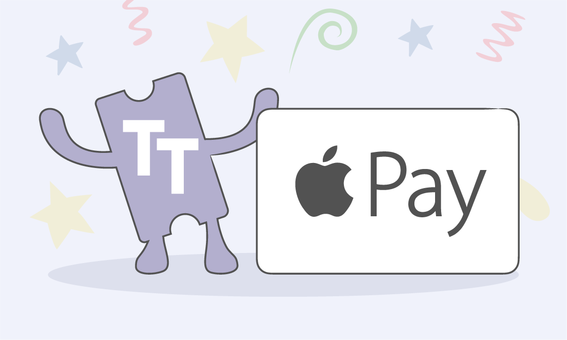 Sell tickets with Apple Pay