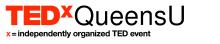 Logo - TEDxQueensU