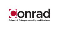 Logo - Conrad School of Entrepreneurship and Business
