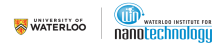 Logo - Waterloo Institute for Nanotechnology