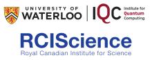 Logo - Institute for Quantum Computing