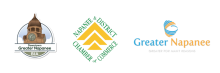 Logo - Town of Greater Napanee BIA, and  Napanee & District Chamber of