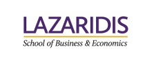 Logo - Lazaridis School of Business & Economics