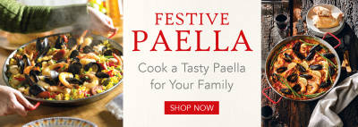 Festive Paella - Cook a Tasty Paella for Your Family