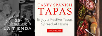 Tasty Spanish Tapas - Enjoy a Festive Tapas Spread at Home
