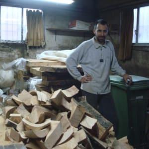 Bernát Fiol - Olive Wood Carver