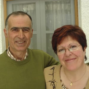 María Angeles and Juan Antonio - Saffron Farmers