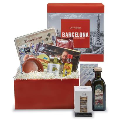 Barcelona Culinary Adventure Gift Box