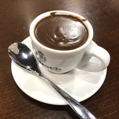 Stone-Ground Thick Taza Chocolate by Jolonch