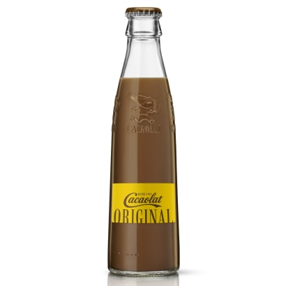 4 Bottles of Cacaolat Chocolate Drink from Barcelona