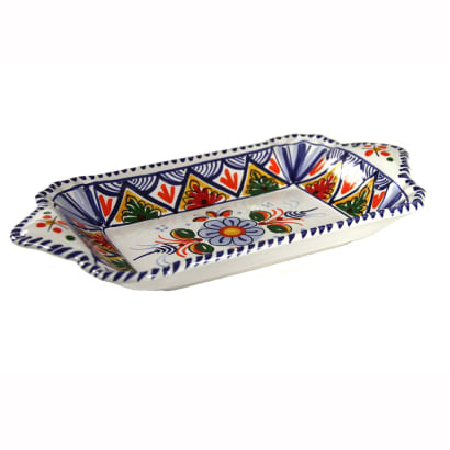Ceramic Tapas Serving Dish