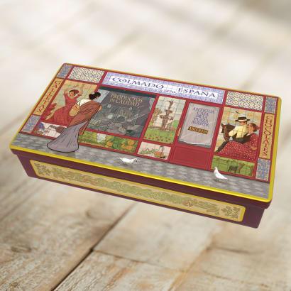 Colmado Gift Tin of Spanish Cookies by Birba