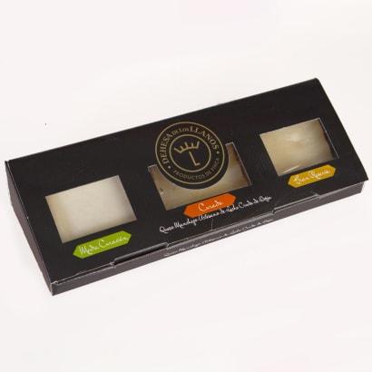 Premium Manchego Cheese Sampler by Dehesa de Los Llanos