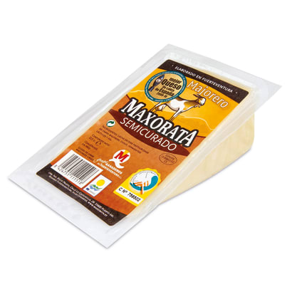 Majorero Semi-Cured Cheese from the Canary Islands - 8 Ounces