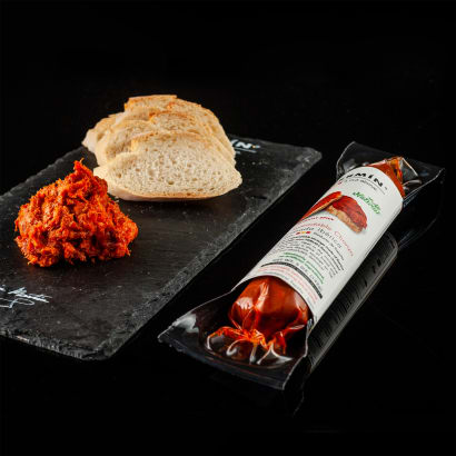 Sobrasada Ibérica - Mallorcan-Style Spreadable Chorizo by Fermín